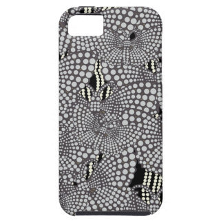 XL String of Pearls & Butterflies iPhone 5 Cases