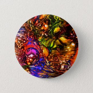 xmas 2 inch round button