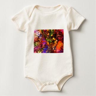 xmas baby bodysuit