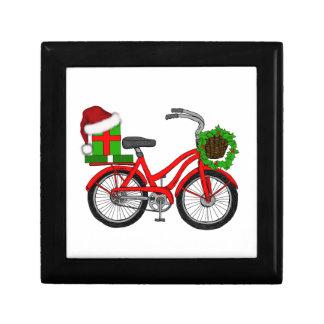 xmas bike gift box