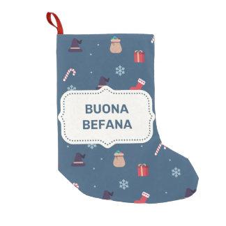xmas buona Befana christmas stocking