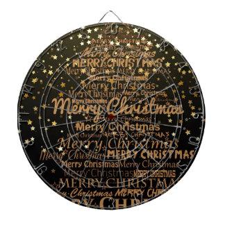 Xmas Christmas Dart Board