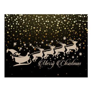 Xmas Christmas Season Postcard
