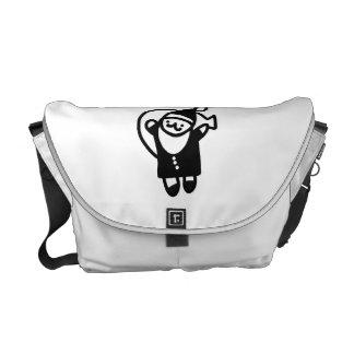 Xmas Courier Bag