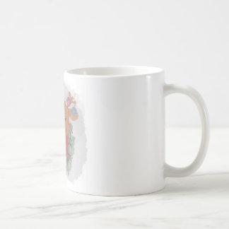 XMAS DEAR CLASSIC WHITE COFFEE MUG
