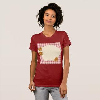 Xmas designers tshirt : baking