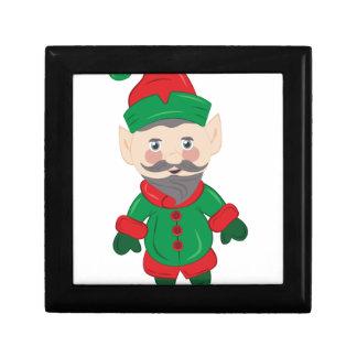 Xmas Elf Gift Box