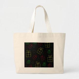 Xmas gifts large tote bag