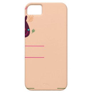 Xmas greeting kids design iPhone 5 cases