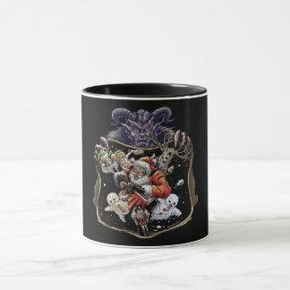 Xmas League Age of Krampus Mug