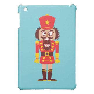 Xmas nutcracker breaks its teeth and goes nuts iPad mini cases