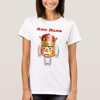 Xmas Nutcracker King Cartoon T-Shirt