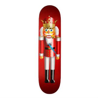 Xmas Nutcracker King Skate Board