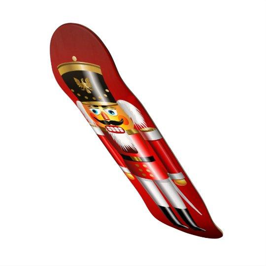 Xmas Nutcracker Skateboard