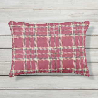 Xmas Retro Outdoor Pillow