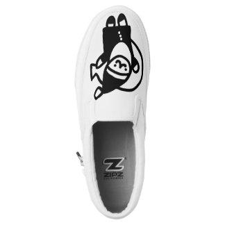 Xmas Slip-On Sneakers