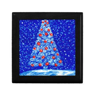 Xmas Tree Art02 Gift Box