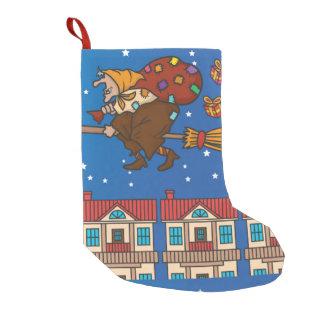 xmas Witch Befana stocking