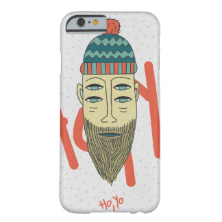 XMASS Hand Drawn Illustration iPhone 6/6s Case