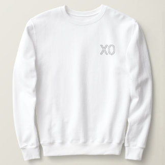 XO women's light sweatshirt