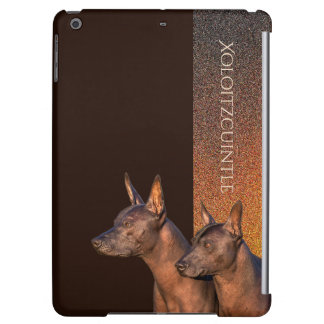 Xoloitzcuintle Hard shell iPad Mini Case