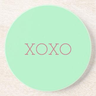 XOXO Coaster