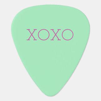 XOXO Guitar Picks