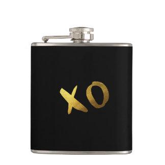 XOXO HIP FLASK