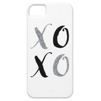 XOXO Hugs and Kisses iPhone 5 Case