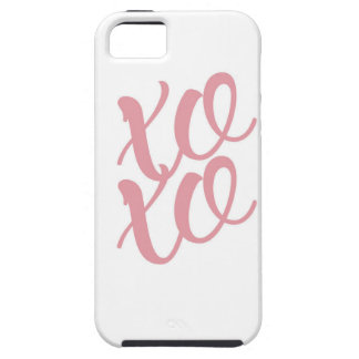 xoxo iPhone 5 cover