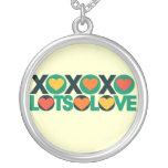 XOXO Lots of Love Pendant