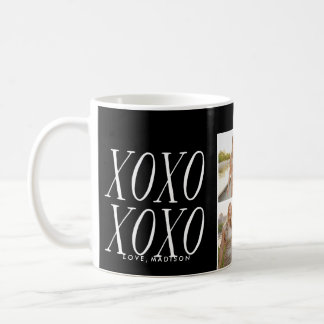 XOXO Love in Black | Mug