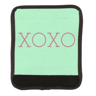 XOXO Luggage Handle Wrap