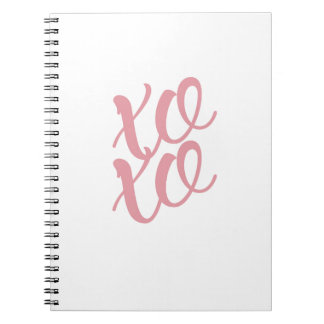xoxo notebook