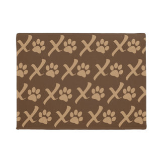 XOXO Puppy Love Doormat for Dog Lovers