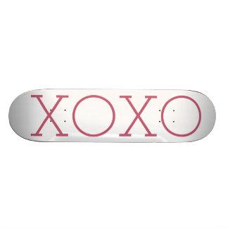 XOXO Skateboard
