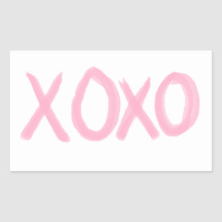 XOXO STICKER