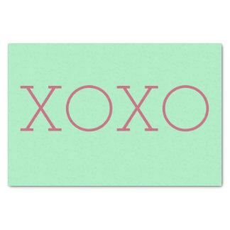 XOXO Tissue Paper