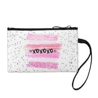 xoxoxo coin purse