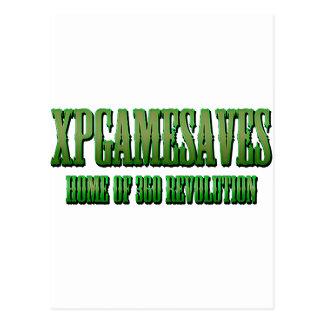 XPG green wanted look Range Postcard