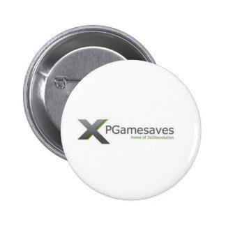 XPGamesaves Range v1 Pinback Buttons