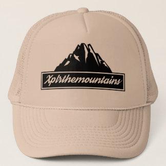 Xplrthemountains Logo Hat