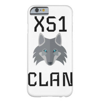 XS1 PHONECASE WHITE BARELY THERE iPhone 6 CASE