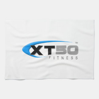 XT50 Fitness Online Workouts Kitchen Towel