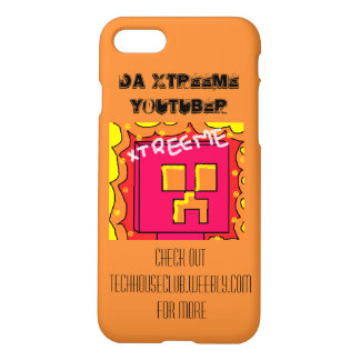 Xtreemely cool iPhone 7 Case