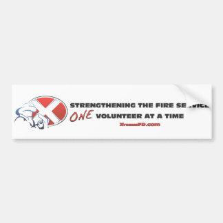 Xtreme FD - Bumper Sticker