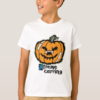 Xtreme Pumpkin Carving T-Shirt