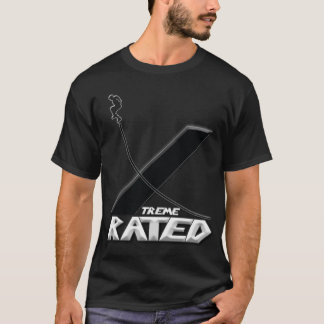 Xtreme Rated-Inline Skater T-Shirt