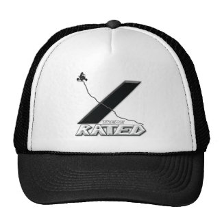 Xtreme Rated-Quad Racer Trucker Hat