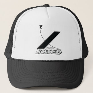 Xtreme Rated-Skaterguy Trucker Hat